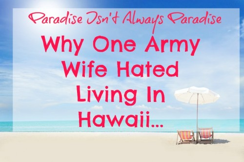 military living in hawaii