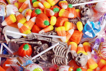 Support the Troops with Your Leftover Halloween Candy