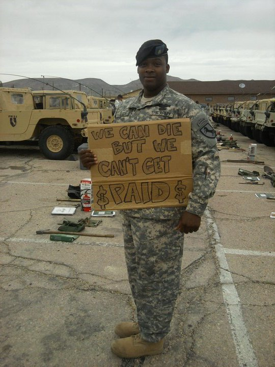I Agree With This Soldier…Do You?