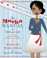 Mocha Manual To Military Life: An Interview with Co-Author Pamela McBride (Virtual Book Tour)