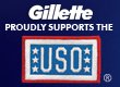 Salute Your Service Member with Gillette
