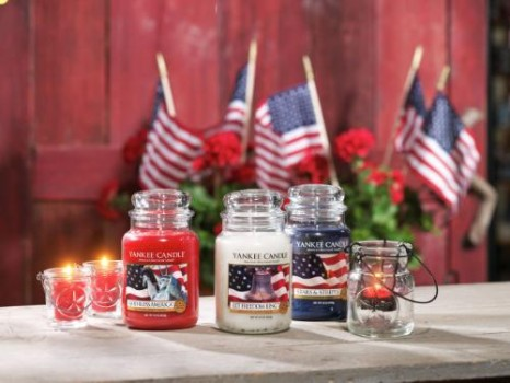 *CLOSED* Yankee Candle Patriotic Collection Review & Giveaway!