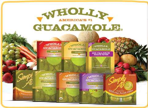 Free Goodie Bags For Military Families From Wholly Guacamole