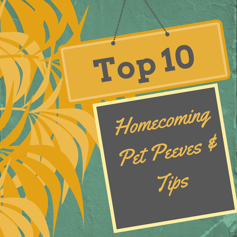 Top 10 Deployment Homecoming Ceremony Pet Peeves & Tips!