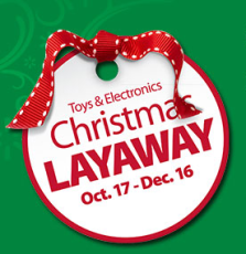 Walmart's Nationwide Offering Layaway Options for Christmas 2011