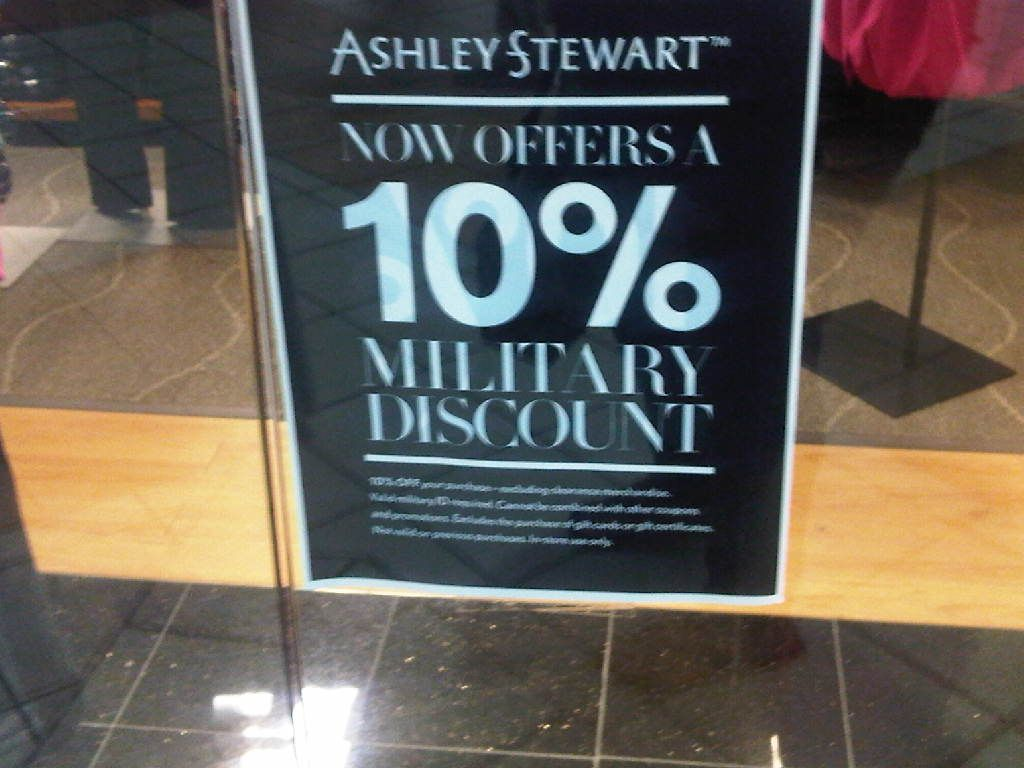 Curvy Ladies Look Who Is Offering A Military Discount!