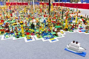 NC Family Happenings: Lego Fest Raleigh NC Ticket Giveaway