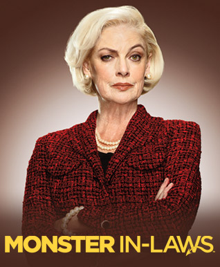 """*CLOSED* Do You Get Along With Your InLaws? If Not You Will Want to Watch The New A&E Series """"Monster In-Laws"""" Plus A Cool Inlaw Survival Kit Giveaway!"""