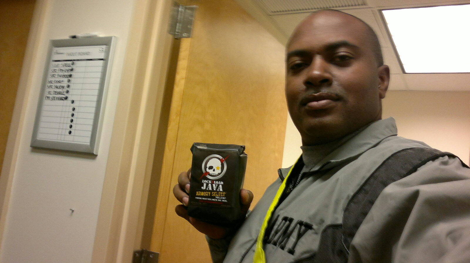 My Husband ,His Soldiers and I Review Lock-N-Load Java Military Coffee +Giveaway!