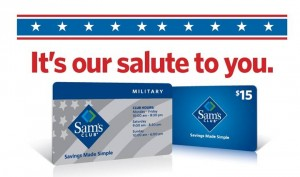 Sam's Club Is Thanking Troops with New Military Membership Option