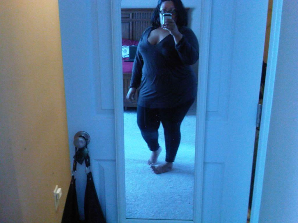 Beauty & Fashion: Plus Size Girls Can Wear Leggings Too!