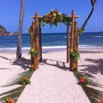 BolongoBayBeachWeddingArch