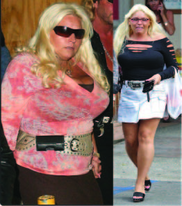 Dog The Bounty Hunter's Wife Beth Flips Out On Soldiers…Hmm Really