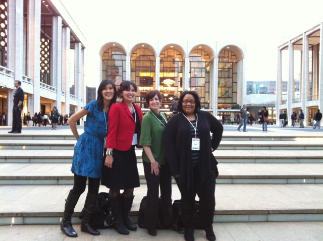 Damn I'm Still Empowered…My Trip To The 2012 Women In The World Summit in NYC