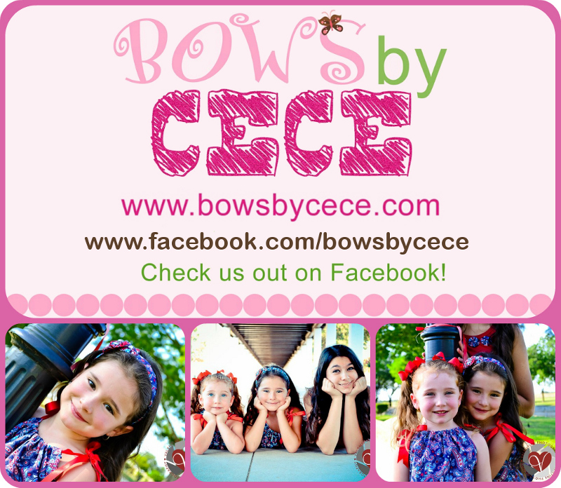 Military Spouse Business of The Week: Bows By Cece