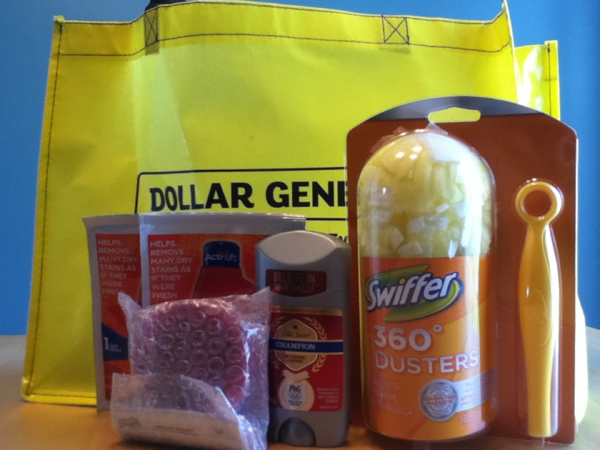 Thank Your Troop With Dollar General and P&G's Everyday Hero Campaign… Plus Giveaway!