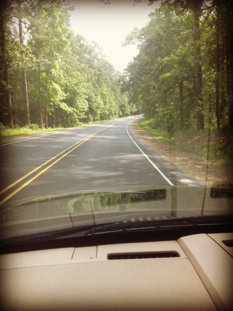 Why I Won't Move Back To NY…Saturday Morning Drive In The South (Video)