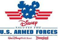 Disney Announces 2013 Military Discounts