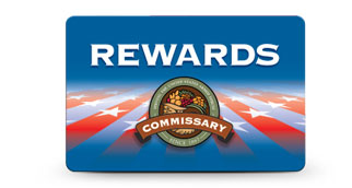 Commissary Rewards Card Making It's Debut At Select Commissaries