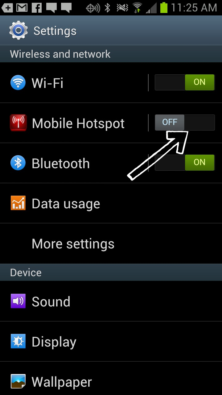 Getting Work Done On The Go With My Samsung Galaxy S III and Verizon HotSpot