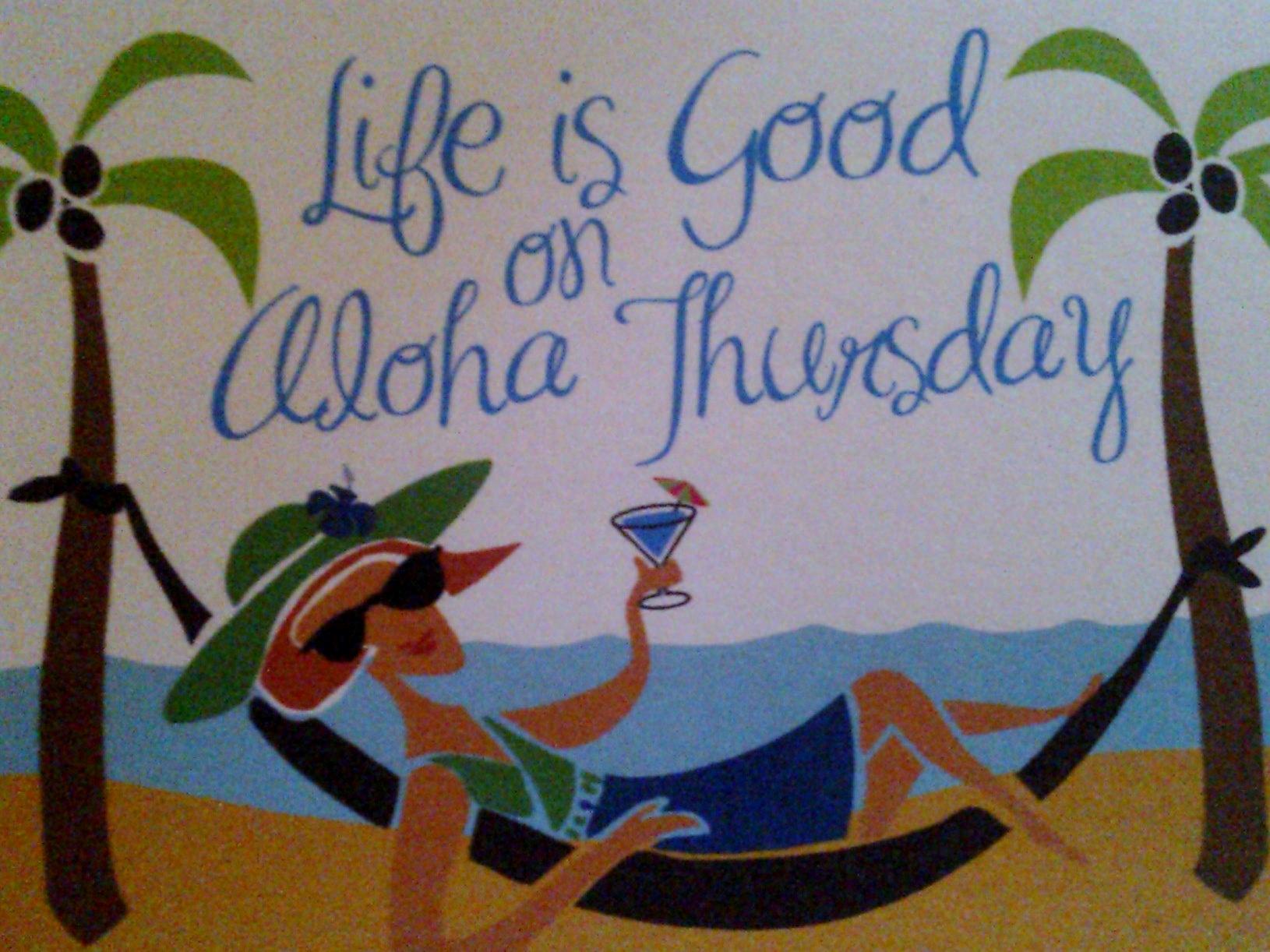 Get To Know Your Neighbors On Aloha Thursday