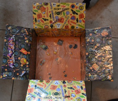 Halloween In A Box Deployment Care Package Idea Army