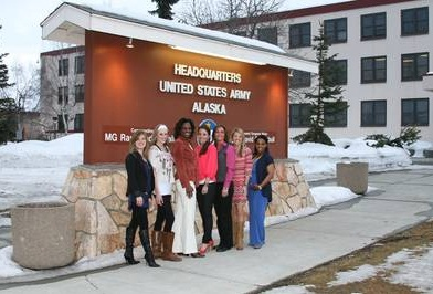 Sneak Peek of OWN's New Reality Series Married To The Army: Alaska …Is This The Real Housewives of the Army Wives?
