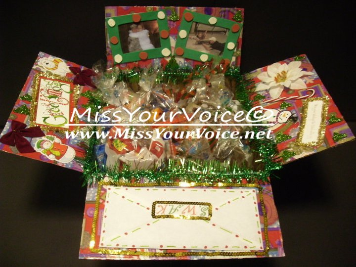 Day 4: Military Holiday Gift Guide…Miss Your Voice Care Package Plus Giveaway!