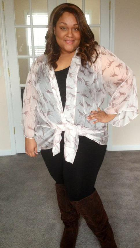 Plus Size Fashion & Style: My Gwynnie Bee Arrivals: Last Week's Wardrobe