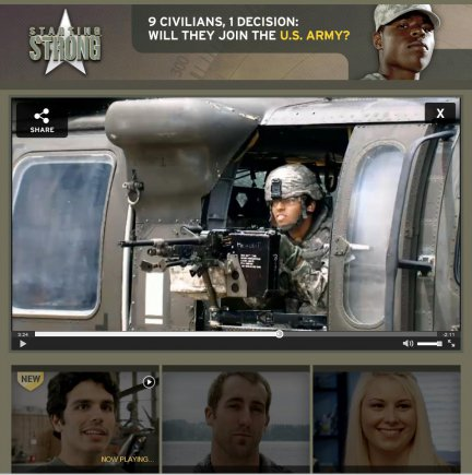 "Soldier's Corner: Will You Be Watching New Army Series ""Starting Strong""?"