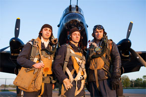 Soldier's Corner: New Military Channel Series Profiles Most Heroic Military Pilots Ever & Recreates Aerial Scenes
