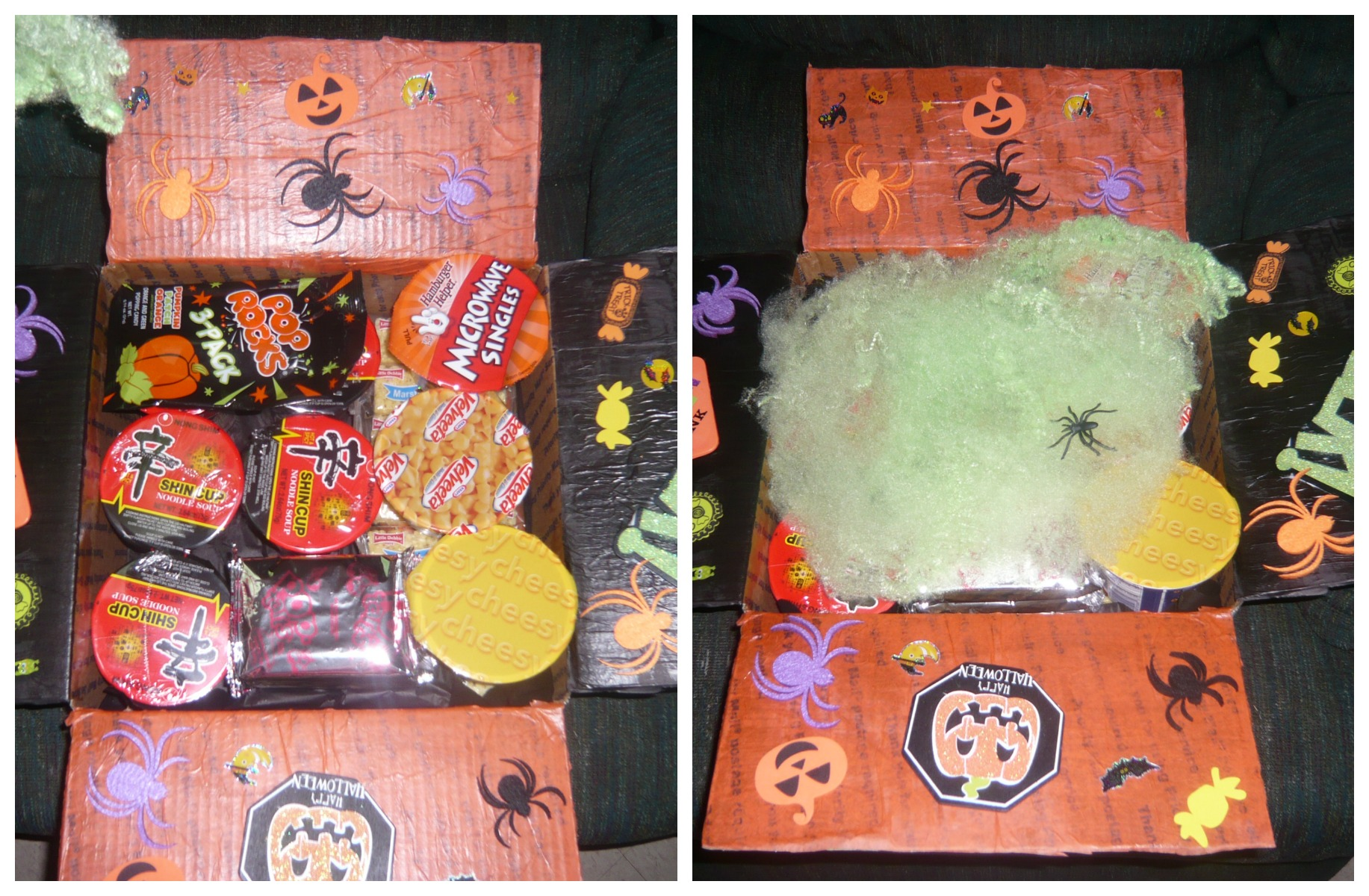 Boo-tacular Halloween Military Care Package Ideas