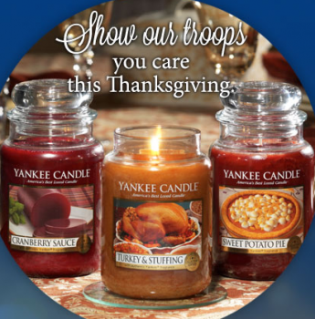Image Credit: USO/Yankee Candle