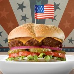 Vets Day - All-American Burger