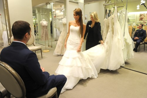 David S Bridal Wedding Gowns: Military Discount Offered Until Friday From David's Bridal