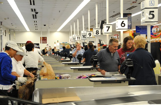 To Scan or Not To Scan Your ID at The Commissary …It's Happening?