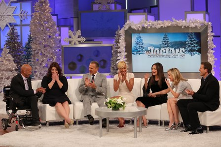 "Daytime TV Show ""The Doctors"" Honors Military Tomorrow & Military Vet Injured In Iraq Surprises With Marriage Proposal"