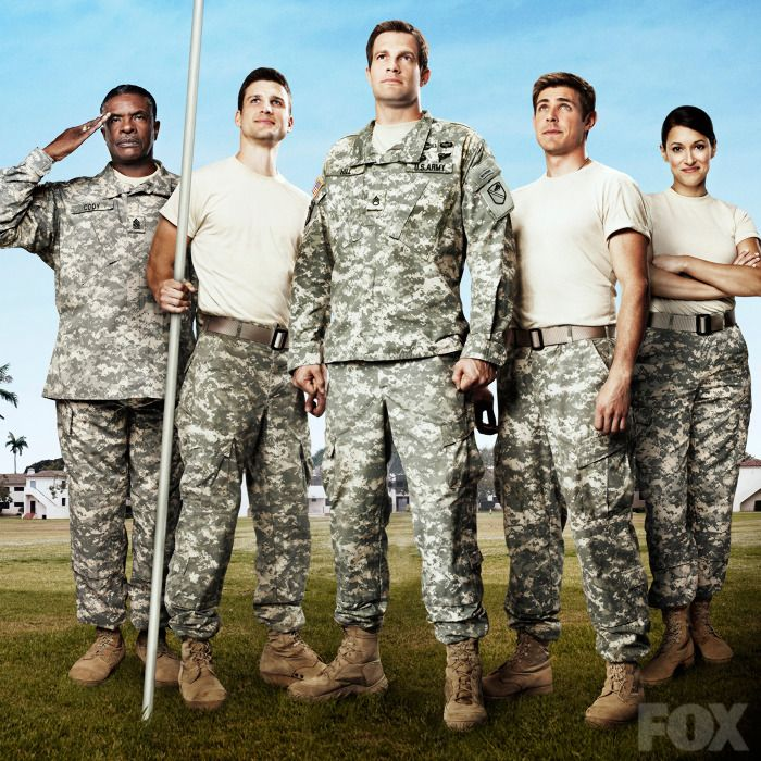 A Military Set Family Comedy Coming To FOX and It's Funny!!!