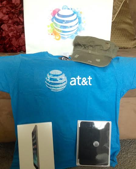 5 Ways To Show Your Appreciation For A Military Spouse + AT&T Ipad Mini Gift Basket Giveaway
