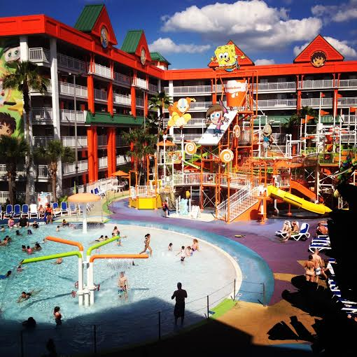 Military Discount Summer Travel Series Nickelodeon Hotel Orlando