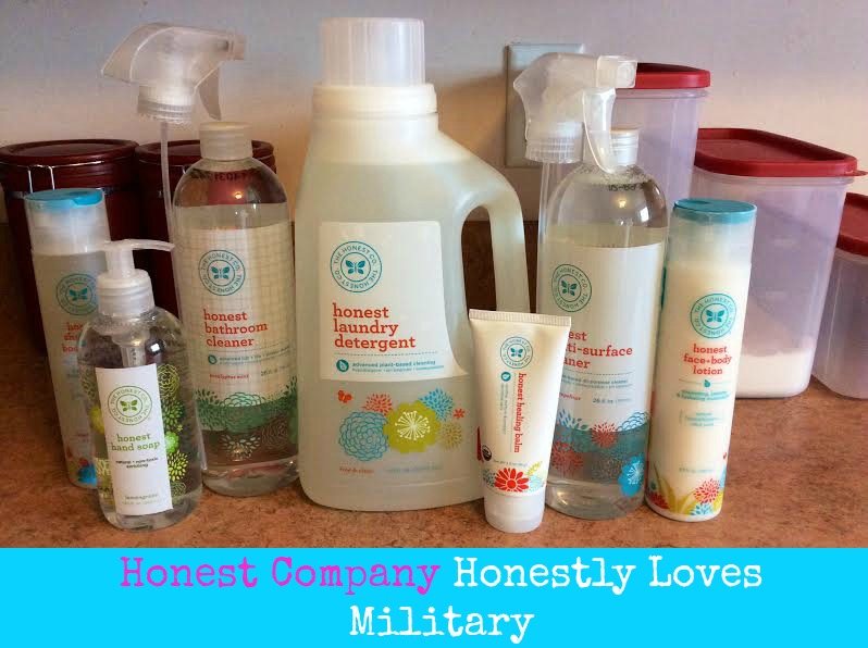 The Honest Company Honestly Loves Military With This Special Offer Army Wife 101