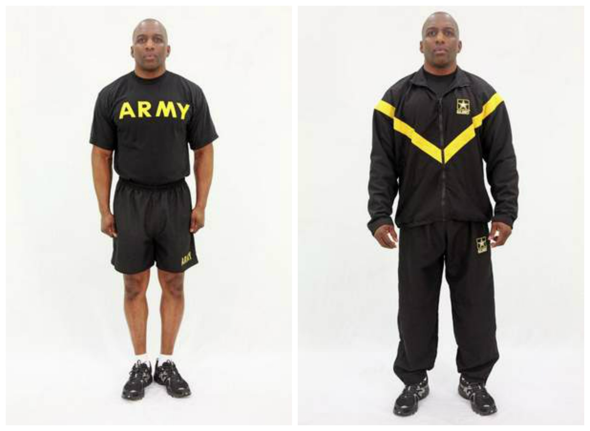 improved physical fitness uniform The physical fitness uniforms authorized for wear are classified as: a the improved physical fitness uniform (ipfu) (see paras 12–2 through 12–6) the wear-out date for this uniform is 30 september 2017 b the army fitness physical uniform (apfu) (see paras 12–7 through 12–11) the mandatory possession date for this uniform is 1 october 2017.