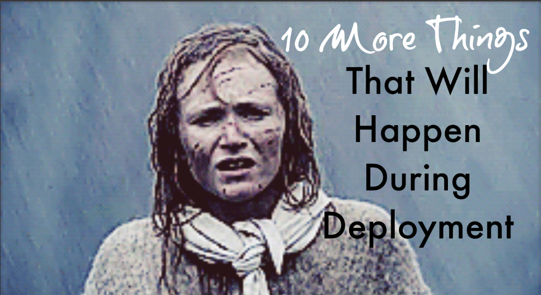 Murphy's Law: 10 More Things That Most Likely Will Go Wrong During Deployments