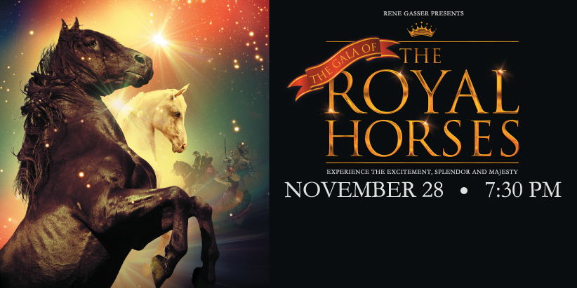 Fayetteville/Fort Bragg Happenings: Gala of The Royal Horses + Giveaway Of A Family 4 Pack Of Tickets