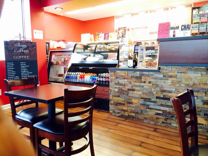 Fort Bragg Finds: Village Coffee Spring Lake NC