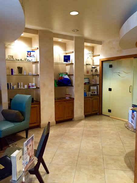 Fayetteville Happenings: My Visit To The Fayetteville Plastic Surgery & Cape Fear Aesthetics MedSpa