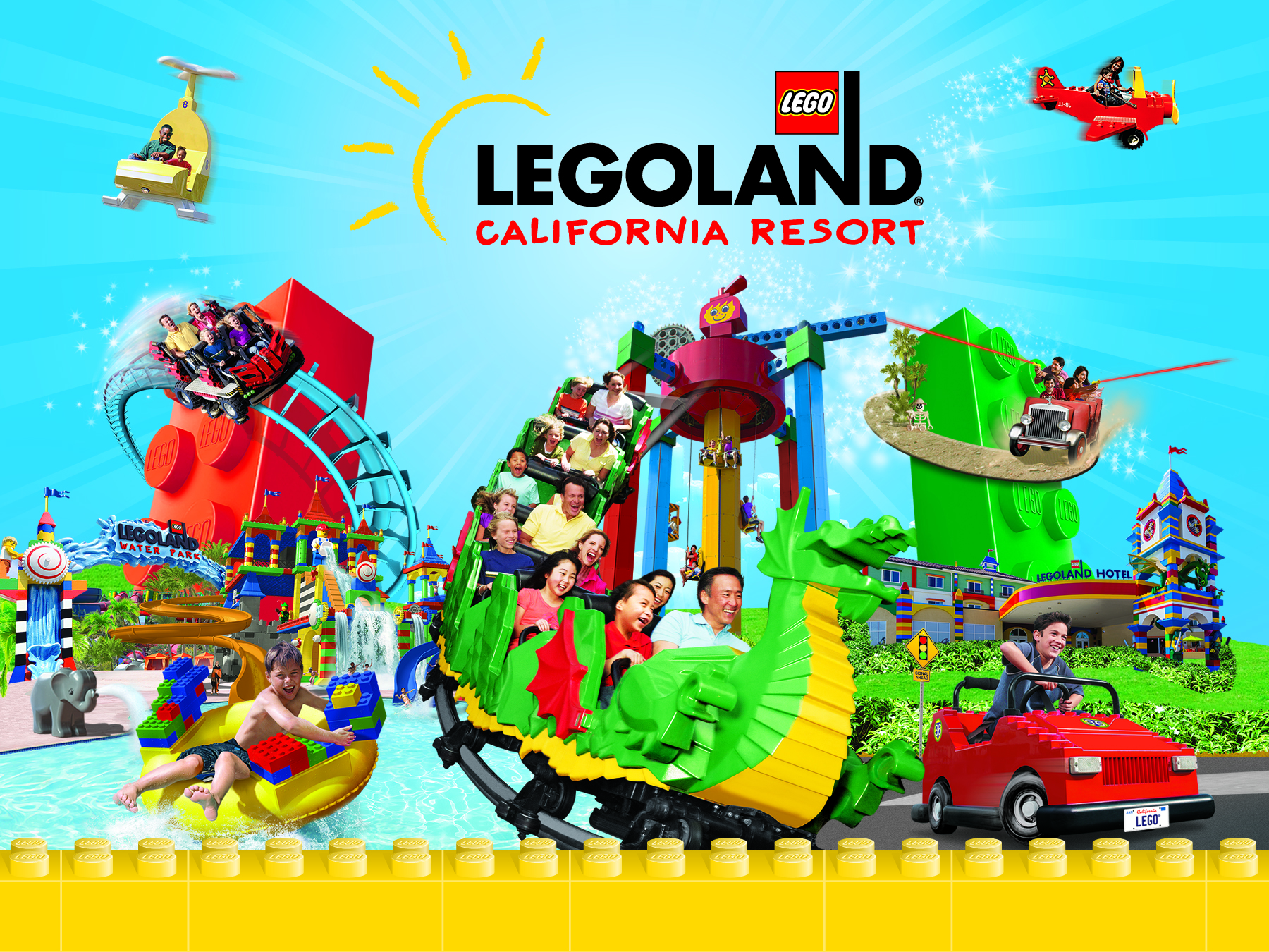 LEGOLAND California Military Promotion + A Giveaway!!!!!!!!!!!!