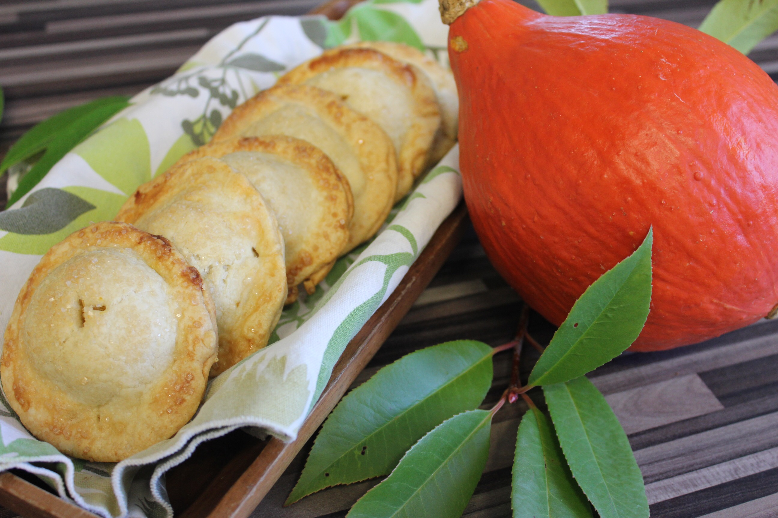 Pumpkin Hand Pies With Professional Chef and Milspouse Jan Parker