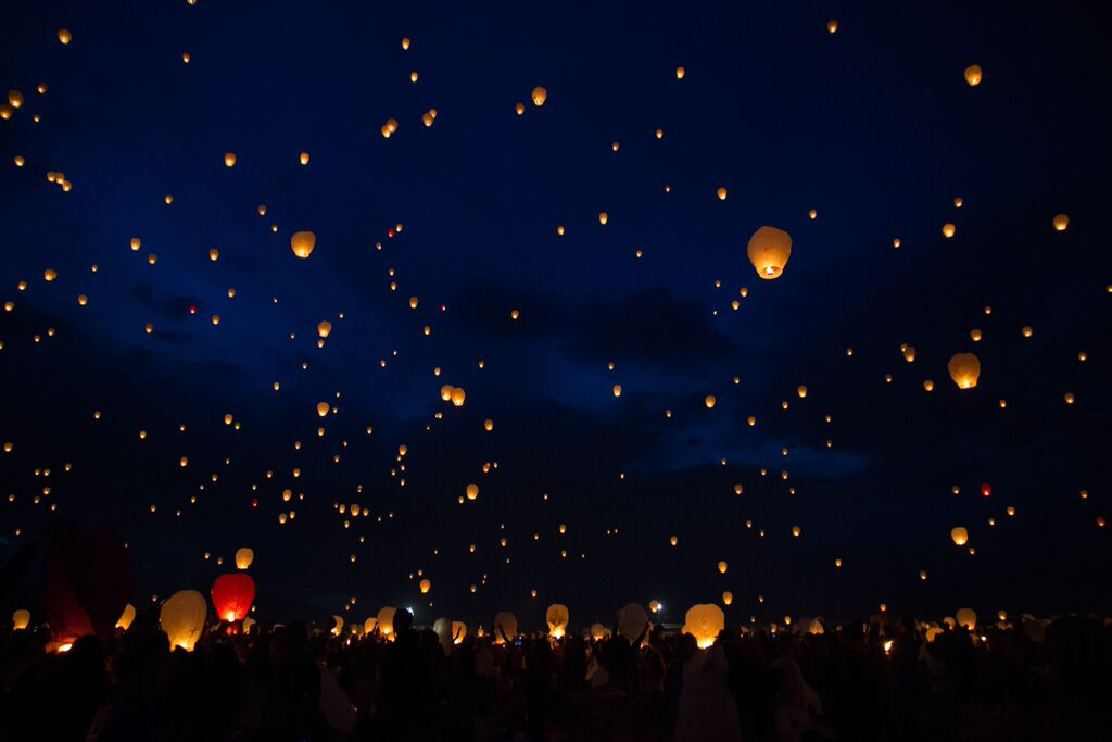 Fayetteville (Fort Bragg) Lantern Fest and I Am Giving Away (4) Free Tickets