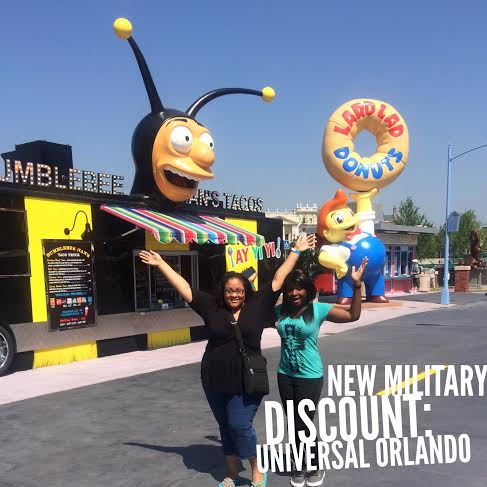 Universal Orlando Resort Partners With Veterans Advantage To Launch Exclusive Military Benefits